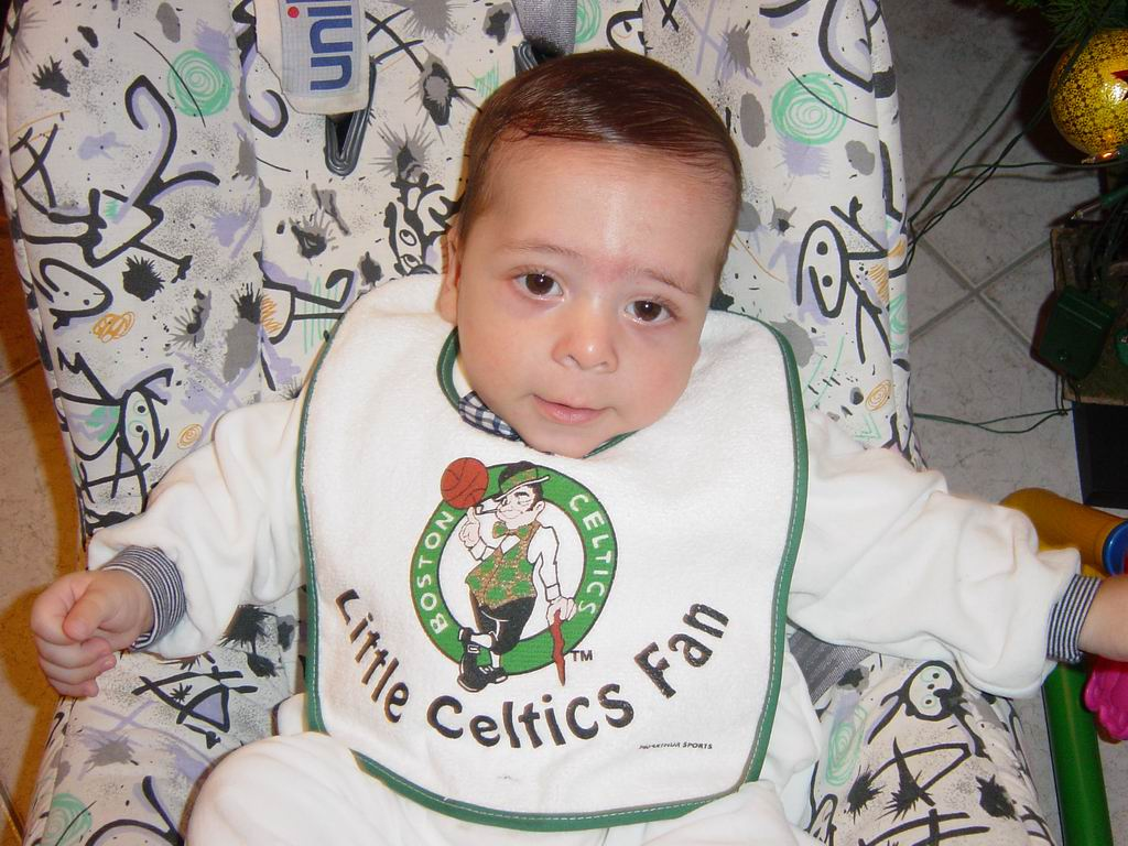 Boston Celtics rule!